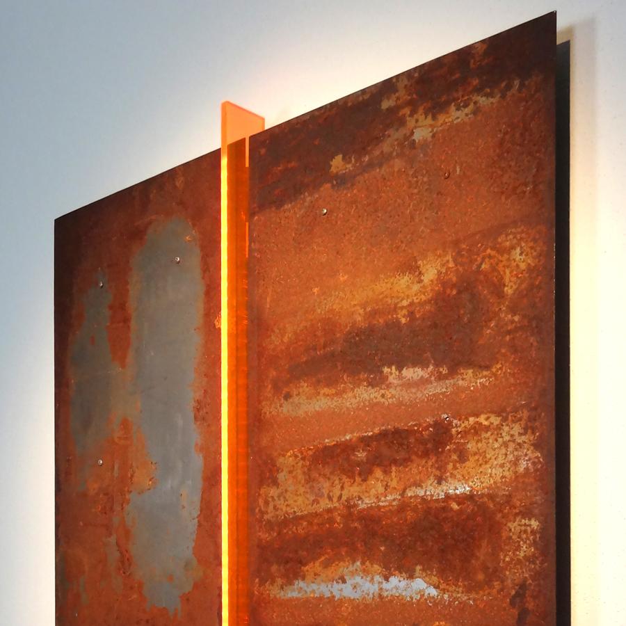 Kunstobject van metaal