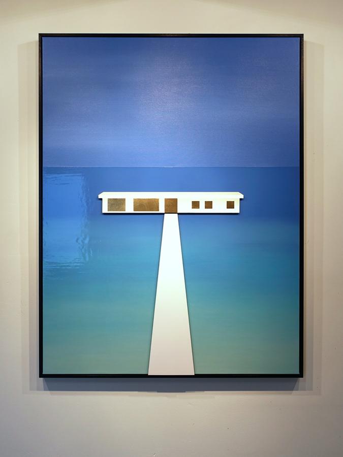 Schilderij Muraka toont de kracht van eenvoud