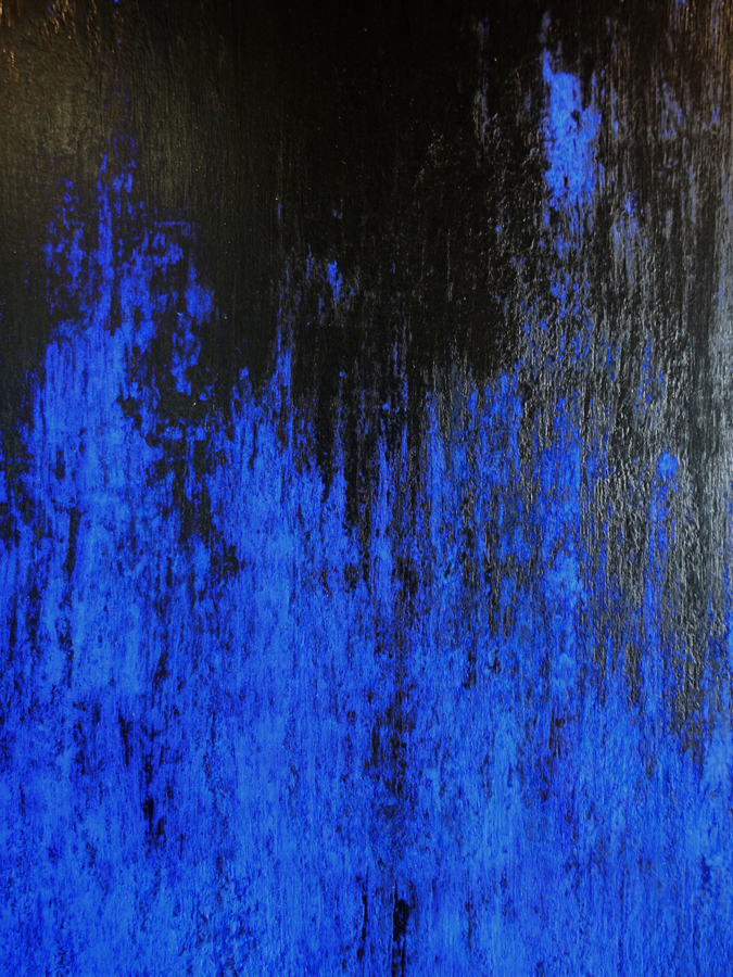 Pigment van Blauwe nacht 1